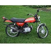 1971 Suzuki Ts 50