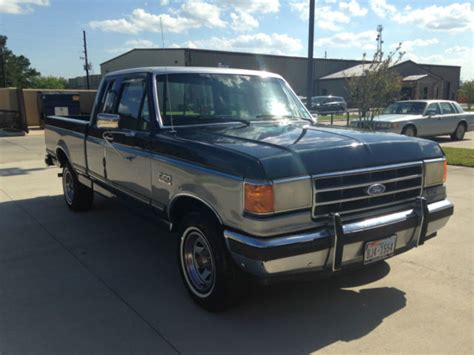 Cooper Lc 50l A used 1989 ford f 150 xlt lariat for sale cargurus autos post
