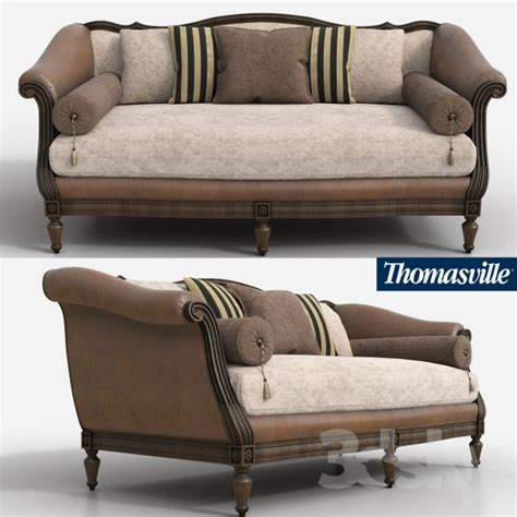 3d Models Sofa Thomasville Sofa Sorrento