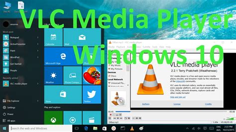 install windows 10 media player how to download and install vlc media player in windows 10