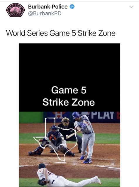haircut express burbank burbank pd world series umpire s strike zone is as big as