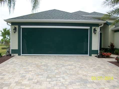Florida Garage Doors Garage Appealing Garage Screen Doors Design Garage Door Florida Garage Screen Door