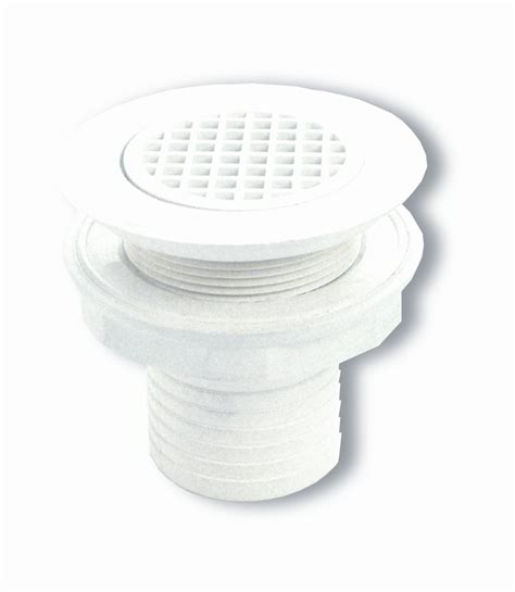 boat deck drain fittings flush deck drains