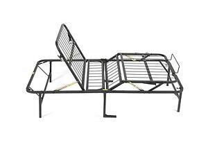 adjustable bed frame head foot platform folding  box
