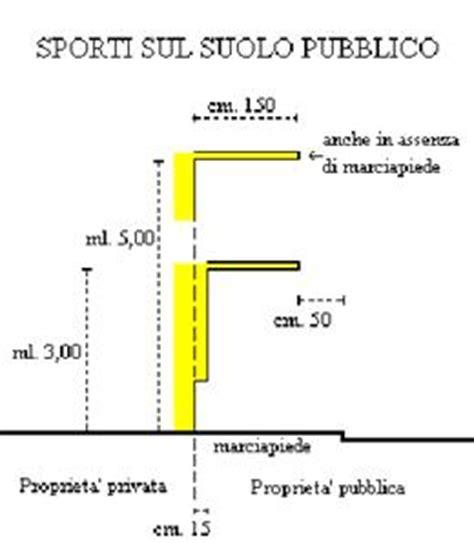 Rapporto Di Illuminazione Calcolo by Altezza Marciapiede Stradale Tavolo Consolle Allungabile