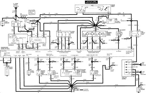 jeep yj headlight wiring diagram 1991 jeep fuse