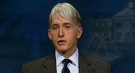 trey gowdys hair gowdy select committee has power to get truth about benghazi