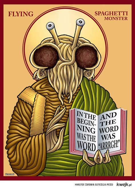 mostro spaghetti volante lataj艱cy potw 243 r spaghetti kwejk pl najlepszy zbi 243 r