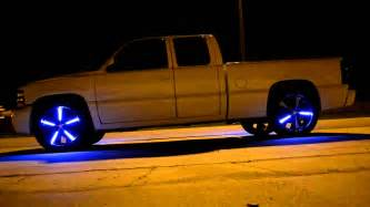 Lighting Car Rims Sportbikelites New Led Light Up Rims And Wheels For Truck