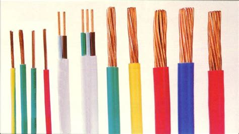 which wire is which electrical electrical copper wire the conductor of electricity