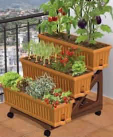 Gardening Ideas For Small Balcony Gift Guide 2011 Gardens Planters And Stair Risers
