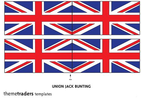 union template union bunting template image search results