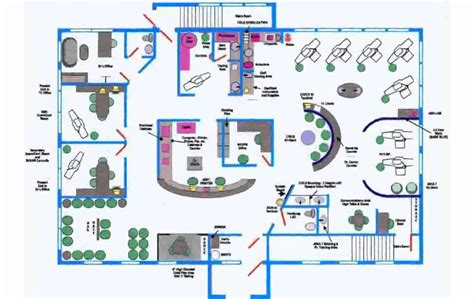 layout of office design office design layout youtube