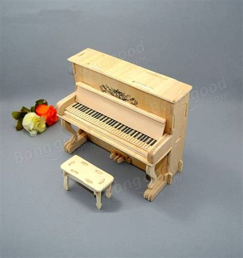 Handmade Pianos - diy handmade 18 note wooden box diy grand piano