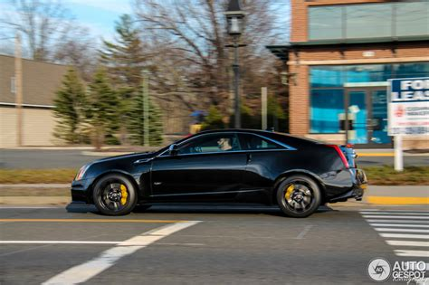 cadillac 2014 cts v coupe cadillac cts v coup 233 22 march 2016 autogespot