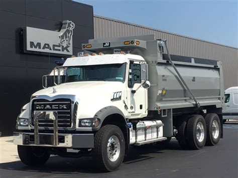 Mack Trucks In Jersey For Sale Used Trucks On