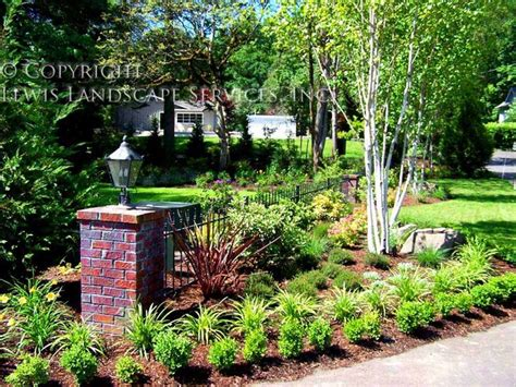 malone landscaping project contemporary landscape portland by lewis landscape services inc