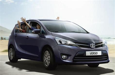 Toyota Verso Toyota Verso 2017 Specs Price New Automotive Trends