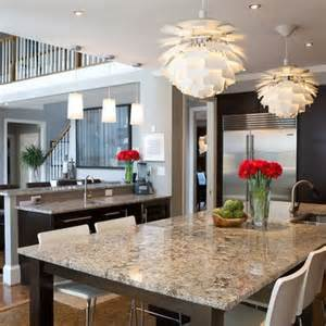 contemporary kitchen island lighting lighting