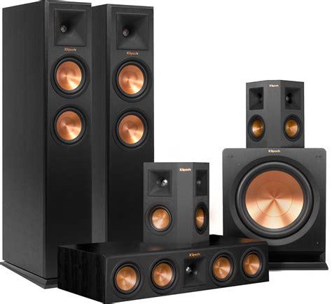 klipsch klipsch rp   home theater speaker system