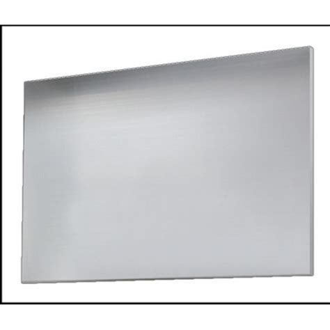 stainless steel wall panels 36 quot magnet grade stainless steel back wall panel wayfair