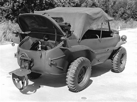 volkswagen schwimmwagen volkswagen type 166 schwimmwagen picture 46655
