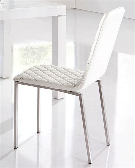 modern dining chair in white european design 33d163 set of 4
