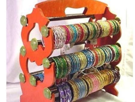 Handmade Bangle Stand - 17 best images about bangles storage on
