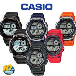Casio Ae 1000w 1a Promo promo jual jam tangan casio jam tangan casio original