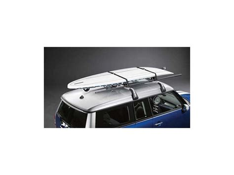 Mini R53 Roof Rack by Mini Cooper Roof Rack Surfboard Module R50 R53 R