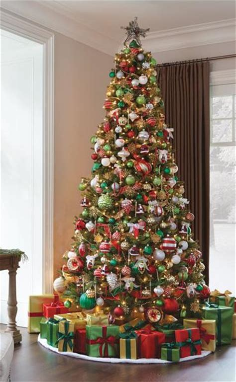 live decorated trees fresh cut live trees the home depot canada