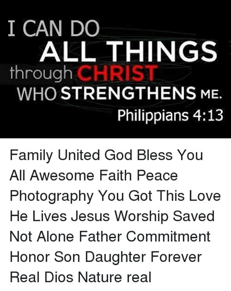 Do All Things Meme - i can do all things through christ who strengthens me