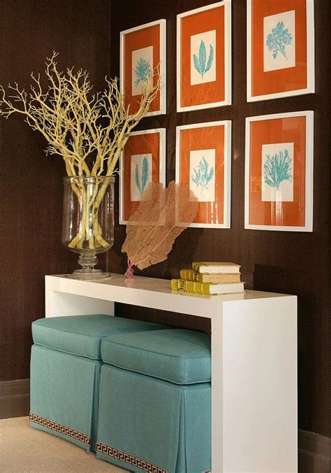 orange white and turquoise living room decor fall into orange living room accents for all styles