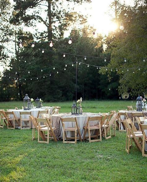 backyard wedding receptions best 25 backyard wedding receptions ideas on