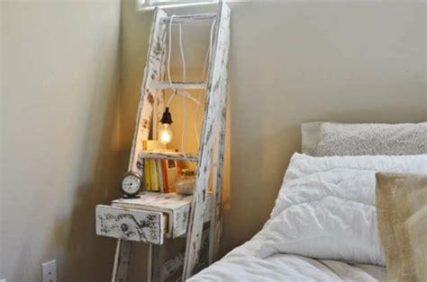 nachttisch bett einhängen nachttisch selber bauen baueinleitung und fotos