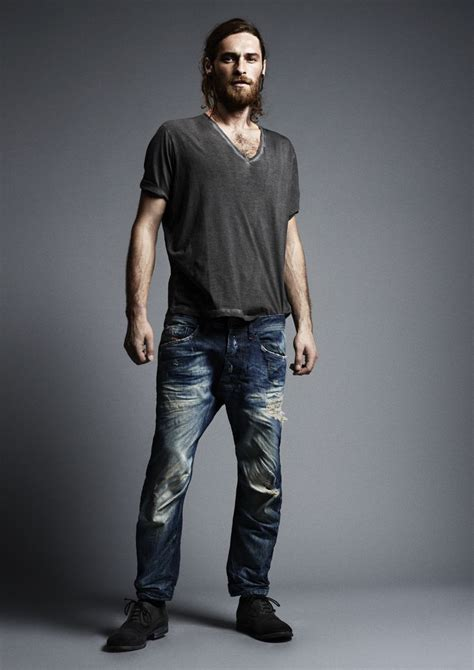 8 Menswear Inspired Looks by Diesel Krooley Jogg Colourmutation My