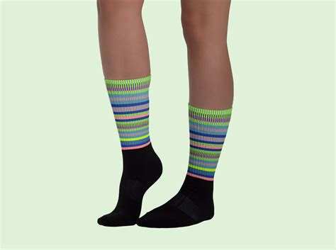 personalized socks personalized socks helix