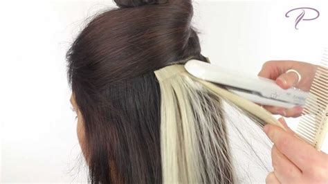 hair treatments after weave removal tape hair extensions install and removal youtube