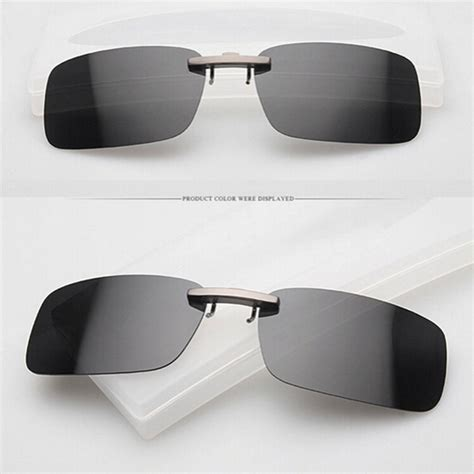 Kacamata Frame Swatch Clip On polarized clip on sunglasses sun glasses driving vision lens for metal frame glasses sale
