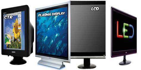 Lcd Komputer 2015 perbedaan jenis monitor led dengan monitor lcd