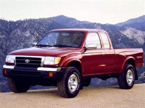 how to work on cars 1999 toyota tacoma xtra electronic toll collection 1999 toyota tacoma autos weblog