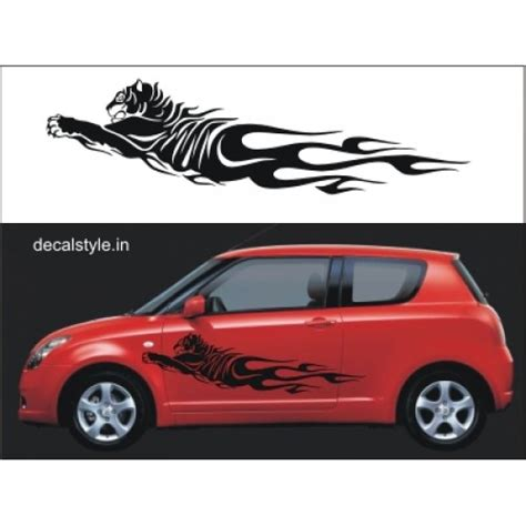 Car Sticker India by Car Vinyl Sticker Crz 2203 In India Accessories Spare Parts
