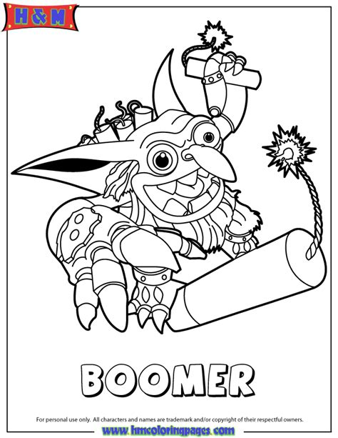 skylander spyro adventure coloring coloring pages
