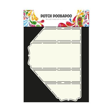 stand up card template doobadoo card template stand up 713303