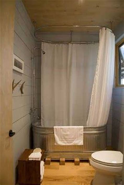 trough bathtub i this bathtub with overhead shower made from a