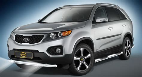 how cars engines work 2009 kia sorento parking system 2010 kia sorento suv geared up by cobra technology lifestyle carscoops