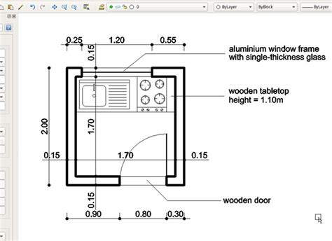 librecad floor plan librecad floor plan librecad floor plan traditional 2d