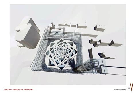 design criteria for mosques and islamic centers grand central mosque of prishtina by atelier v atelier