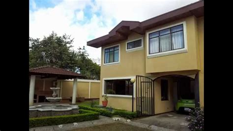 casa en venta en san jose costa rica youtube