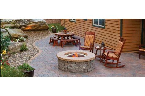 build fire pit bricks 187 design and ideas